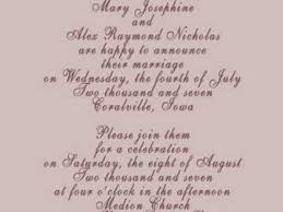 marriage quotes for wedding invitations 16 marriage invitation poems in opening ceremony