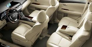 lexus rx interior interior design lexus rx 350 interior colors design ideas modern
