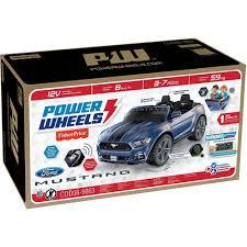 frozen mustang fisher price power wheels smart drive ford mustang walmart com