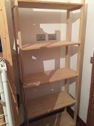ikea scaffali metallo ivar 1 sezione ripiani 89x30x179 cm ikea con scaffali legno ikea e