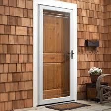 storm door window replacement glass storm doors
