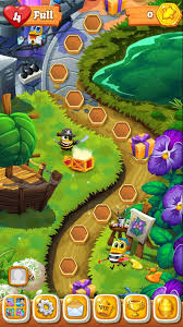 crush for android bee brilliant blast puzzle for android like crush