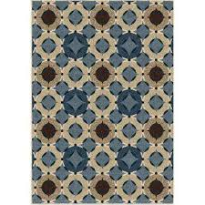 Veranda Living Indoor Outdoor Rug 5 X 8 Outdoor Rugs Rugs The Home Depot