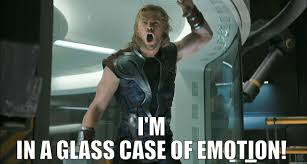 Glass Case Of Emotion Meme - thor s in a glass case of emotion quickmeme
