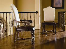 upholstered dining chairs with arms and casters pictures