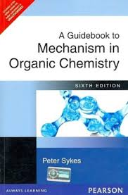 buy a guidebook to mechanism in organic chemistry book online at