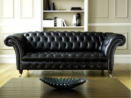 Chesterfield Sofa Bed Best 25 Black Leather Sofa Bed Ideas On Pinterest Chesterfield