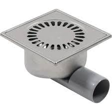 siphon de sol cuisine professionnelle siphon de sol à l italienne l 10 x l 10 cm girpi leroy