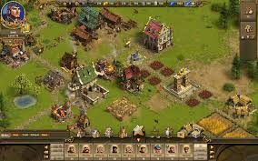 the settlers online castle empire free online mmorpg and mmo