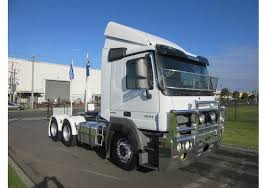 mercedes prime mover used mercedes 2544 actros day cab trucks in laverton