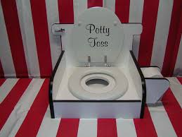 halloween carnival party ideas potty toss carnival game add flush sound when you make it into