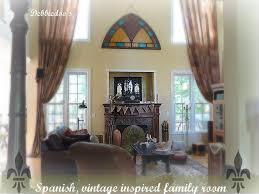spanish style old world home decor