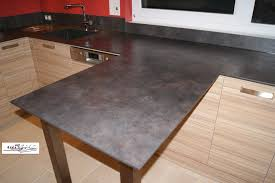 plan de travail cuisine sur mesure stratifié cuisine noir plan de travail bois blanc meilleur id es de con plan