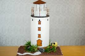 how to build a model lighthouse for a project sciencing