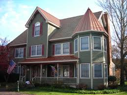 Metal Roof On Houses Pictures by Metal Roof Rotunda With Accent Dormer And Porch Ideas For The