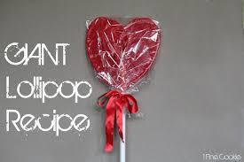 heart lollipop lollipop recipe everyone a big sucker 1 cookie