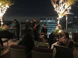 live music on the balcony picture of perch los angeles