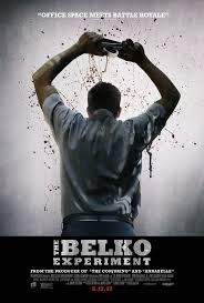29 best the belko experiment images on pinterest experiment