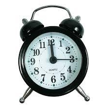 sveglia comodino mini sveglia orologio da tavolo comodino quartz colorata piccola