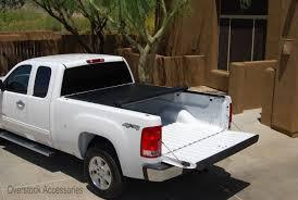 Chevy Silverado Truck Bed Cover - roll up vinyl tonneau bed cover 2014 2017 silverado sierra 1500