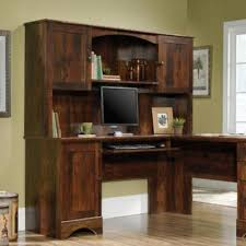 sauder desk with hutch sauder office desks harbor view 420474 corner computer desk corner