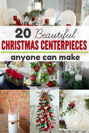 christmas centerpieces christmas centerpieces 20 festive ideas for your home