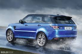 land rover sport 2015 range rover sport svr the most powerful land rover ever