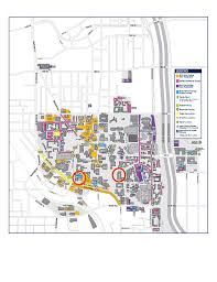 Gt Campus Map Georgia Tech Campus Map Visitor Parking Image Gallery Hcpr