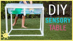 water table for 5 year old diy diy water table youtube