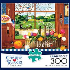 charles wysocki jigsaw puzzles puzzlewarehouse com