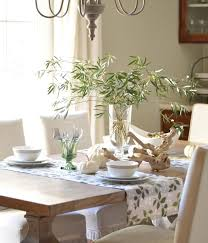 Rustic Table Centerpiece Ideas by Formal Dining Room Table Centerpiece Ideas Unpolished Teak Wood