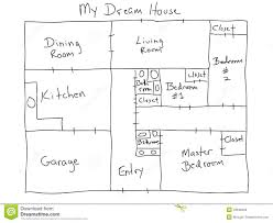 dream house plan drawn house dream house pencil and in color drawn house dream house