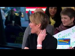 how to cut your hair like amy robach amy robach discusses new haircut health youtube