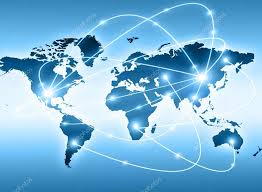 world map stock image best concept of global business from concepts series