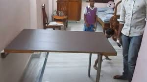Folding Dining Table India Home Design 85 Awesome Multi Purpose Furniture For Small Spacess