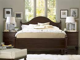 universal furniture proximity low post bed queen