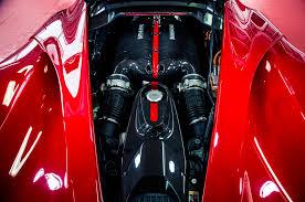 laferrari engine laferrari review automobile magazine