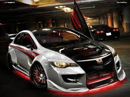 modified cars ideas honda civic sports car honda civic type r