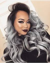 silver hair 19 stunning silver hair color ideas ombre balayage highlights