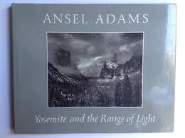 ansel adams yosemite and the range of light poster yosemite and the range of light by ansel adams u s a bulfinch pr