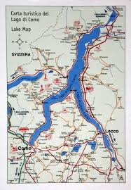 Map Of Northern Italy Map Of Lake Como Italy Towns You Can See A Map Of Many Places On