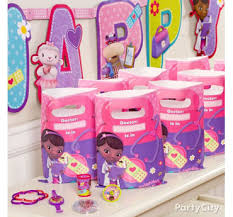 doc mcstuffins party ideas doc mcstuffins party ideas party city party city