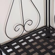 Bronze Bakers Rack Indoor Outdoor Corner Bakers Rack Folding Metal Plant Stand With