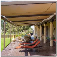 Cloth Patio Covers Diy Fabric Patio Cover Retractable Canopy K Inside Decorating Ideas