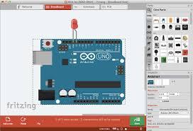 arduino simulator apk fritzing