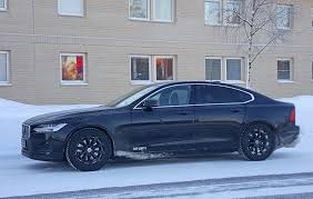 brand new volvo volvo s90 the beefier 2016 r design steps out by car magazine