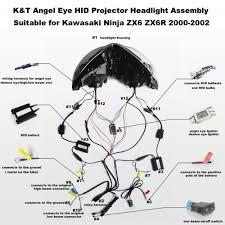 kawasaki zx6 wiring harness diagram kawasaki motorcycle wiring
