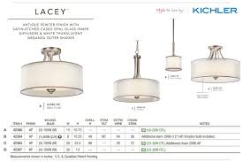 kichler track lighting kichler 42384ap antique pewter lacey single light 6