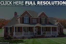 house plan classic country farmhouse house plan 12954kn