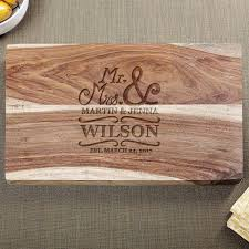 personalize cutting board hardwood personalized cutting board
